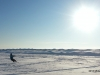 Snowkiting Grand Haven Michigan