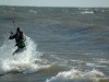 Ripping up the waves