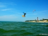 Kiteboarding Little Sable Point