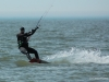 Kiteboarding in Ferrysburg