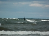 Grand Haven Winter Kiteboarding